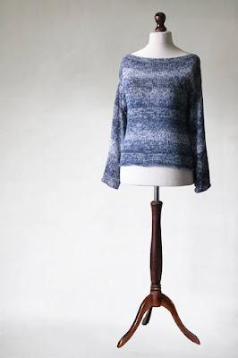 Letni sweterek