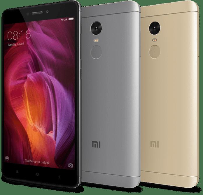 سعر ومواصفات Xiaomi Redmi Note 4 ذو الهيكل المعدني بالصور
