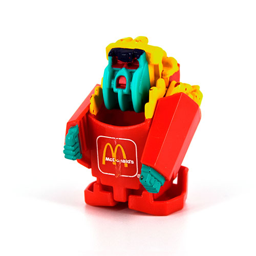 McTransformers 1989 Fry Force 2