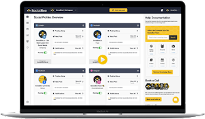 Get SocialBee to manage your social media