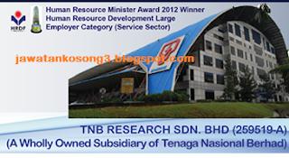 Kerja Kosong Terkini TNB Research