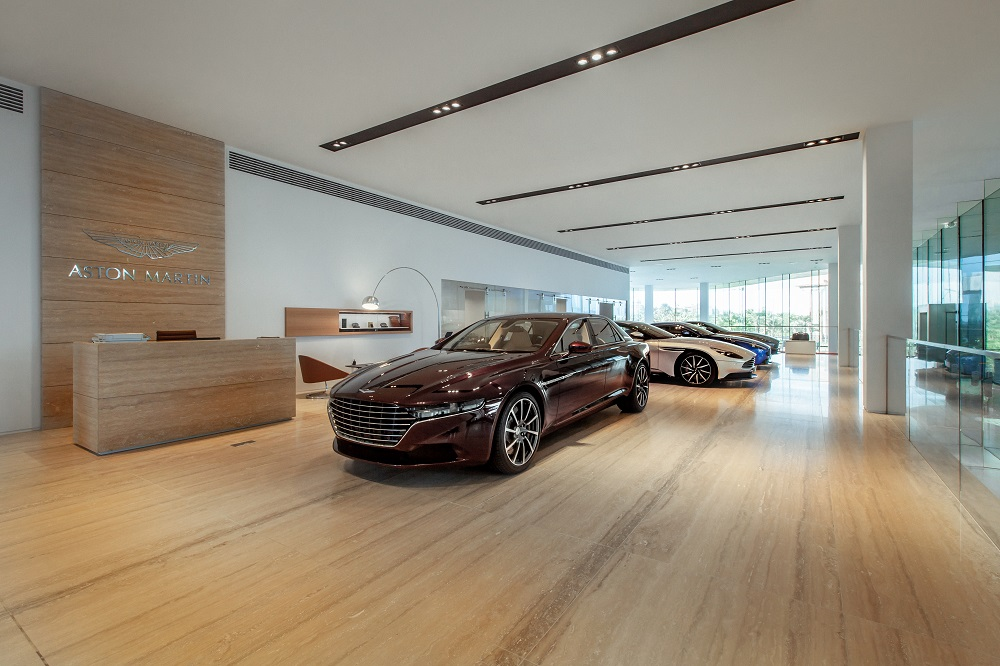 Aston Martin Abu Dhabi