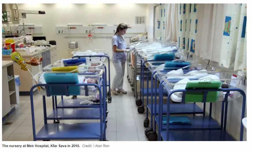 Tony Greenstein's Blog: In Israeli hospitals, Jewish and Arab women
