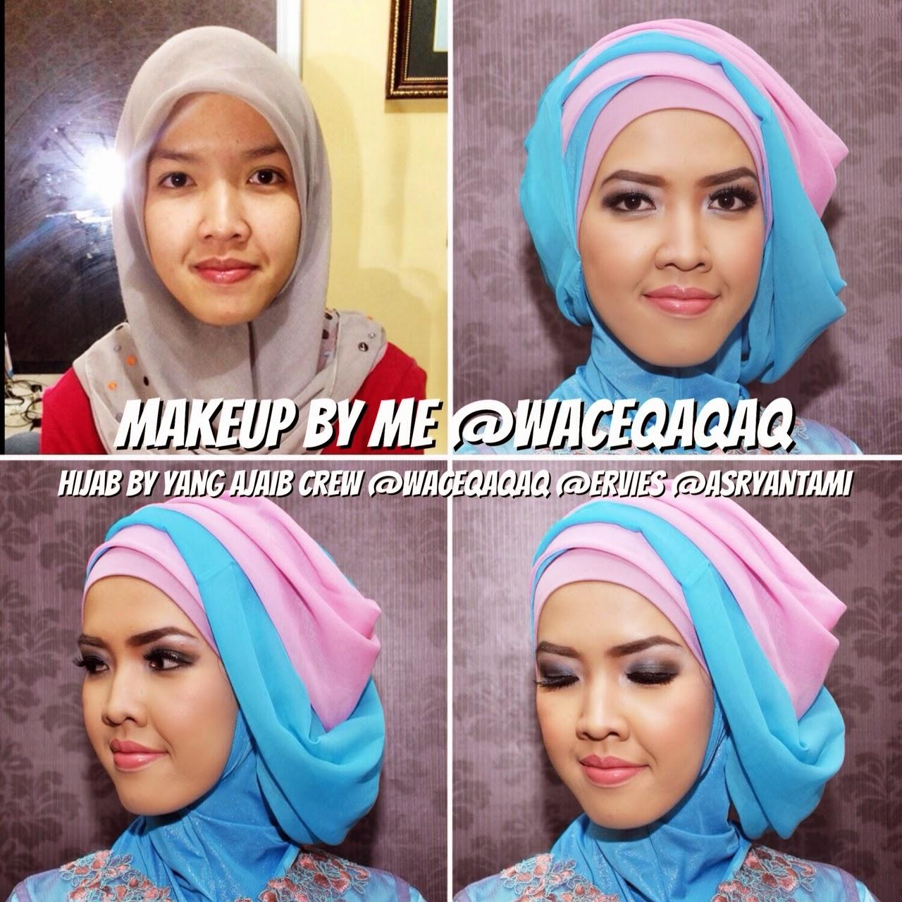 Tutorial Jilbab Layer 2 Warna Trend Hijab