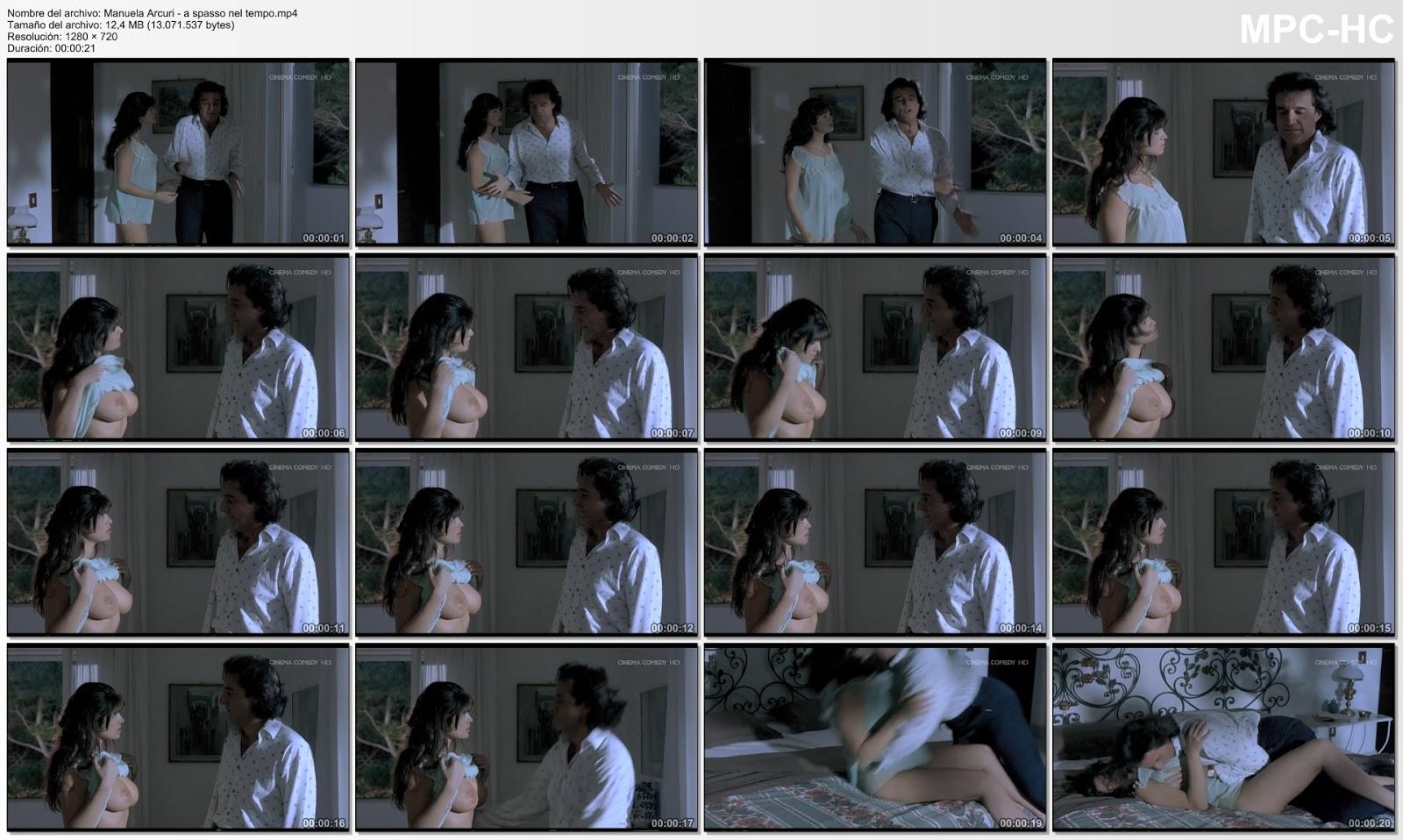 Manuela arcuri nude playboy it-5988