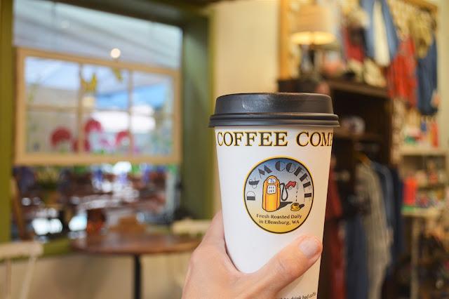 Coffee, PlainWa, PlainHardware, camping, Memorialdayweekend, travel, travelblogger, seattleblogger