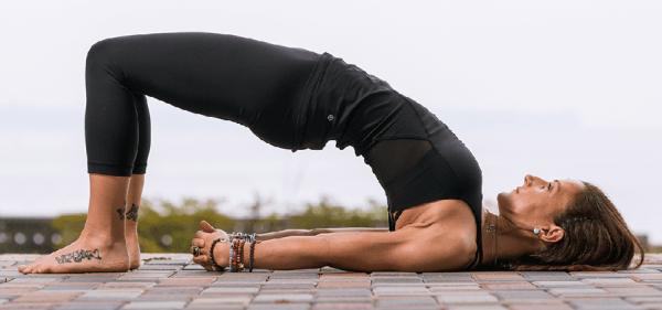 5 bài tập yoga tốt cho sức khỏe tim mạch