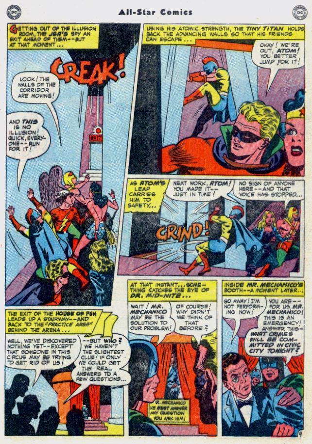 Read online All-Star Comics comic -  Issue #54 - 11