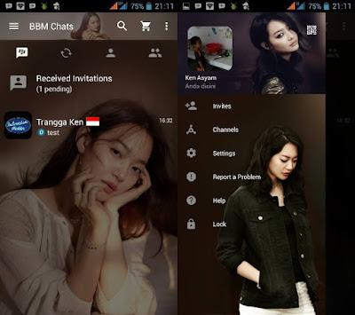 BBM MOD SHIN MIN AH 3.2.0.6 Clone Terbaru