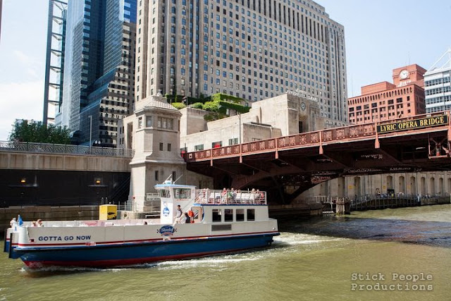 Wendella River Cruise, Chicago, IL - (c) Stick People Productions