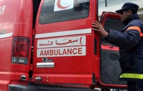 فاجعة : شاحنتين كبيرتين تخلف خمسة قتلى هذا اليوم بإقليم برشيد