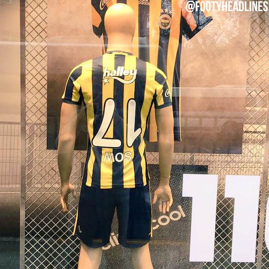 c506b3daa Fenerbahçe Shows Off VERY Special Kit - Footy Headlines