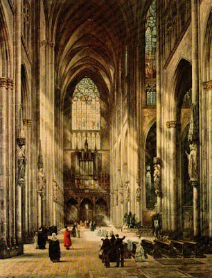 Postal: Catedral de Colonia