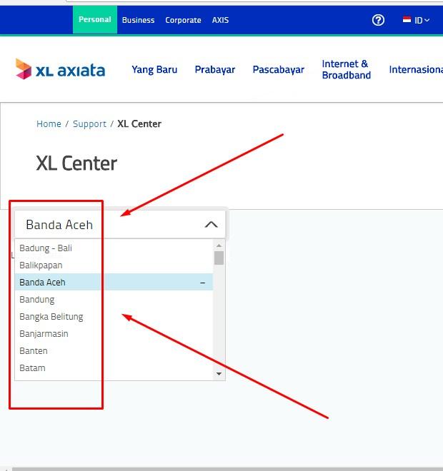 Customer Service XL Bebas Pulsa Terbaru 2019 ii