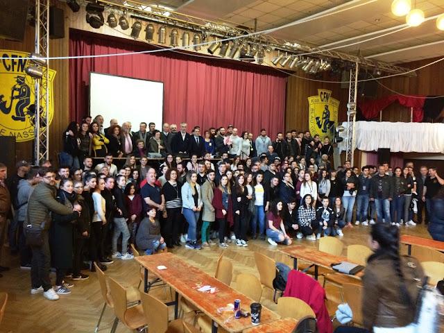Ξεπέρασε τους 400 νεολαίους, η 22η Πανευρωπαϊκή Συνδιάσκεψη Ποντιακής Νεολαίας