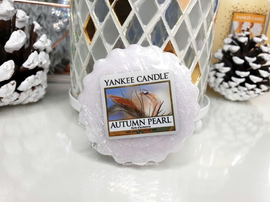 Autumn Pearl Yankee Candle | Q3 2018