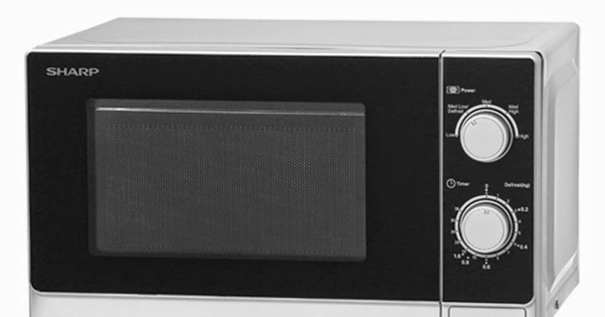 Best Sharp Mechanical Control Microwave Oven R212zs Review