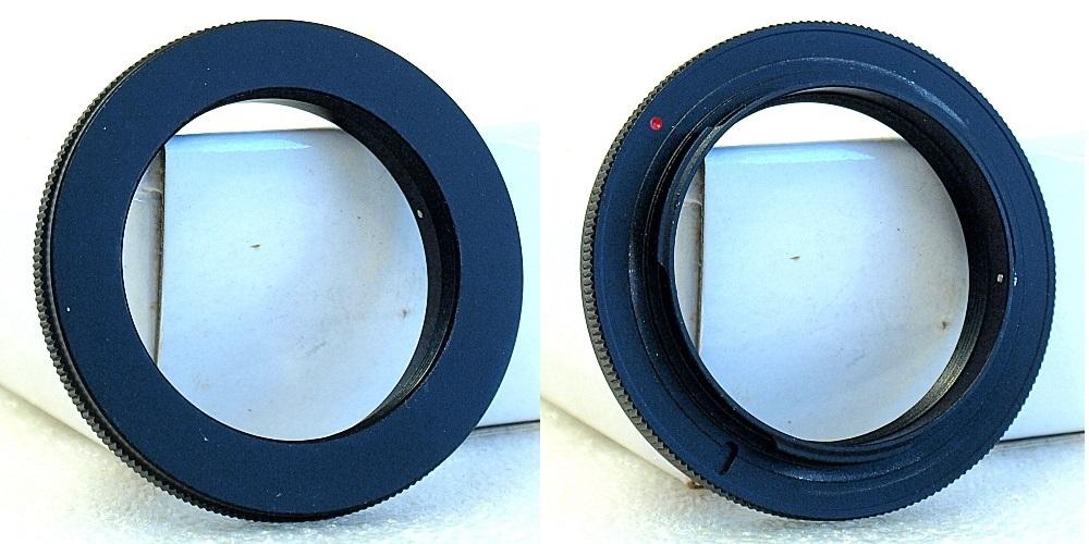 M42 - Olympus 4/3 Lens Adapter