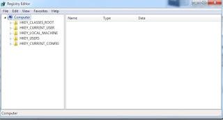 Pengertian, Contoh dan Fungsi Registry pada Komputer (Windows)