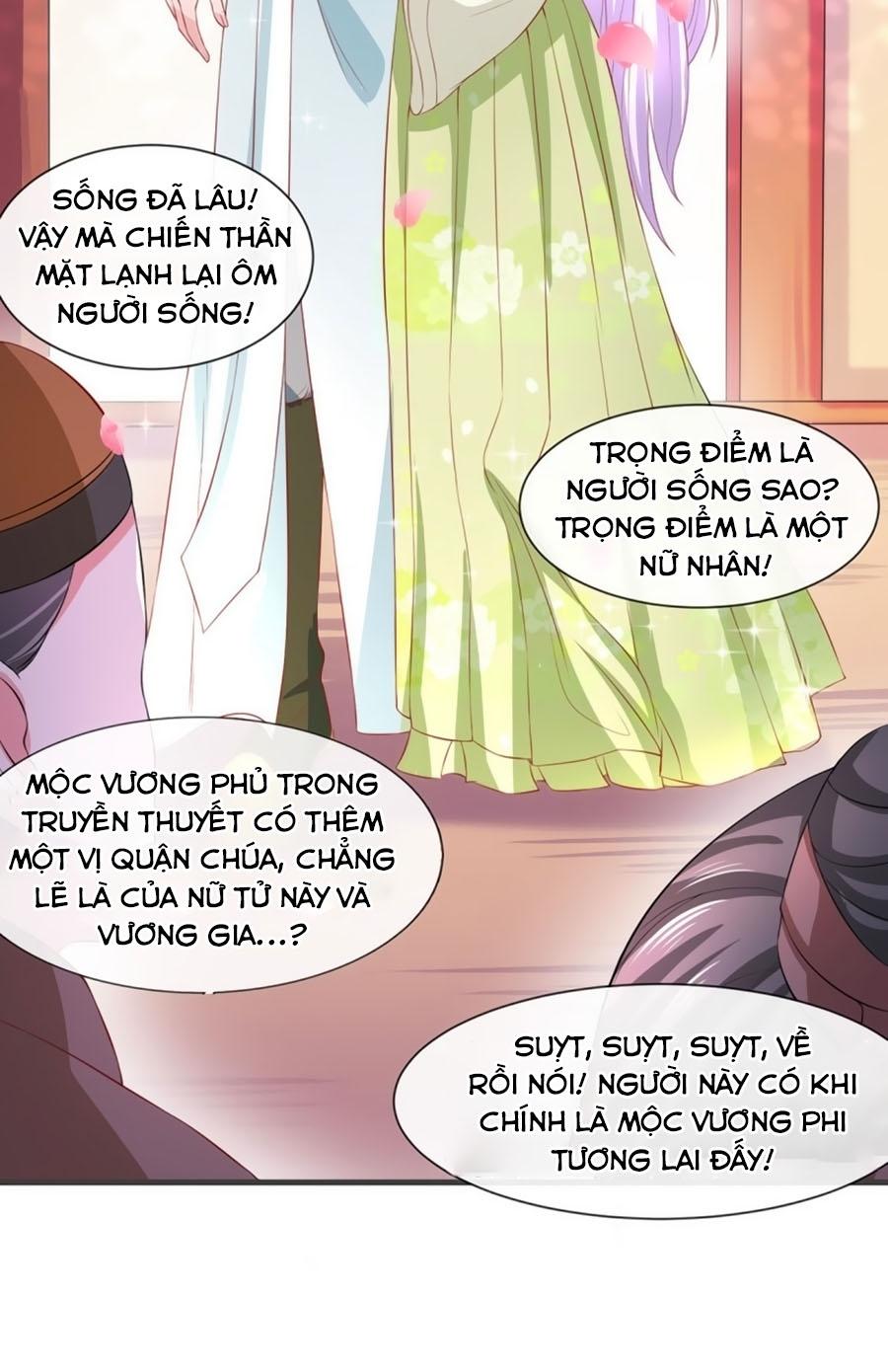 Dưỡng Thú Vi Phi chap 21 - Trang 25