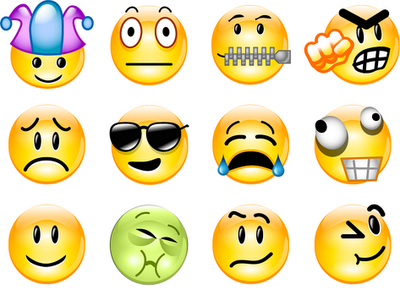 Membuat Emoticon Lucu Facebook
