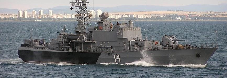 Росія провокувала болгарський корабель на Sea Breeze 2020