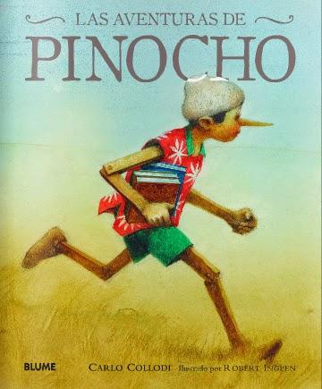 Las aventuras de Pinocho Carlo Collodi