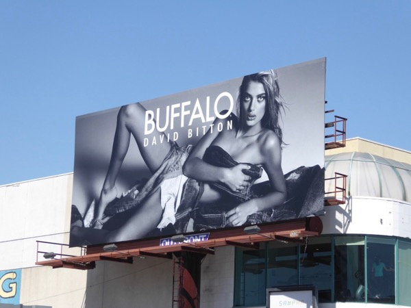 Buffalo Jeans Spring 2017 billboard
