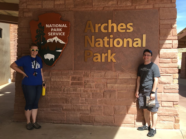 Arches National Park Visitor's Center photo