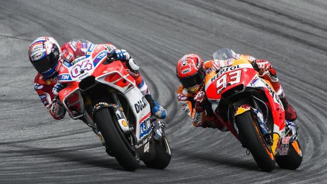 Marc Marquez: Kini MotoGP 2017 Jadi Semakin Menarik!