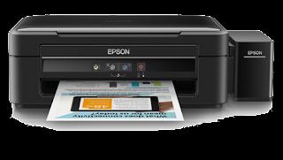 Cara instal pertama kali printer epson L360