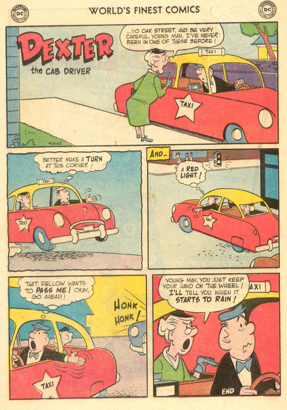 Read online World's Finest Comics comic -  Issue #93 - 16