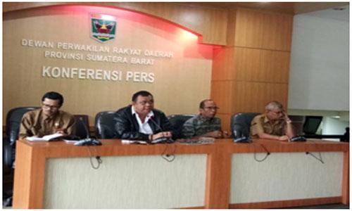 Ir. H.Hendra  Iwan Rahim:Keterbukaan Informasi  Diatur Dalam Undang-Undang Nomor 14 Tahun 2008,
