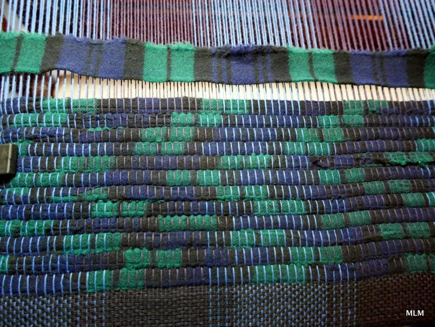 The Pendleton Wool Rag Rug