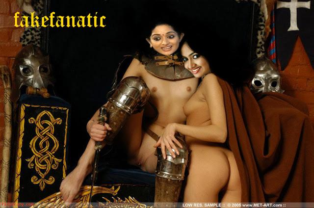 Shaalin Zoya full nude with Kavya Madhavan naked lesbian actress sex