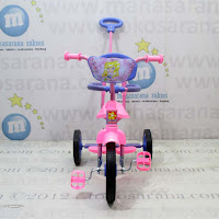 sepeda roda tiga bmx pmb tongkat