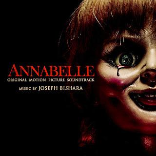 Annabelle Nummer - Annabelle Muziek - Annabelle Soundtrack - Annabelle Filmscore