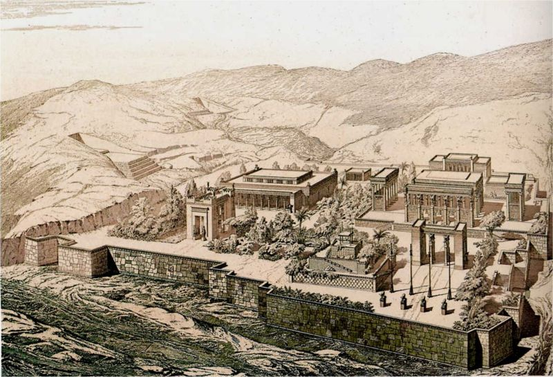 Searching In History Persian Achaemenid Architecture