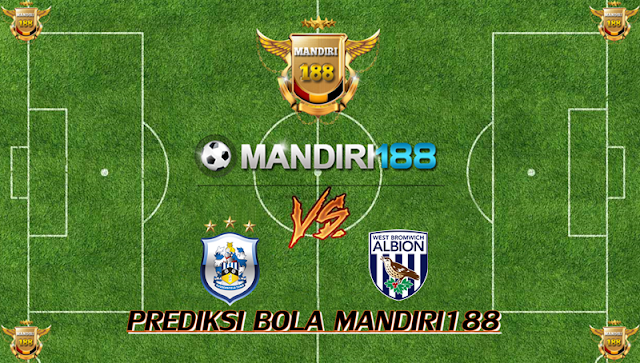 AGEN BOLA - Prediksi Huddersfield Town vs W.B.A 4 November 2017