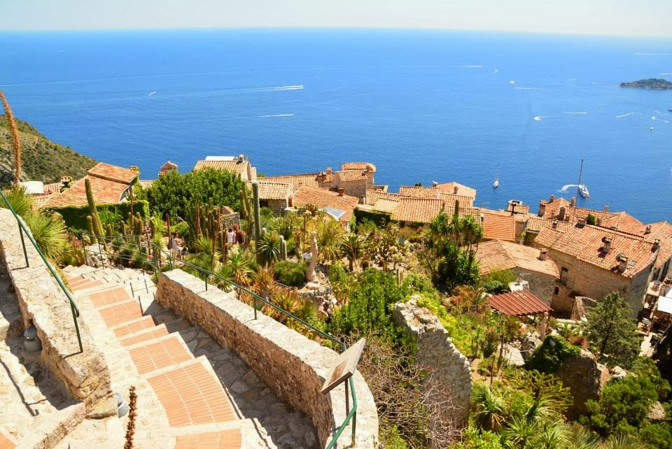 Eze : French Riviera