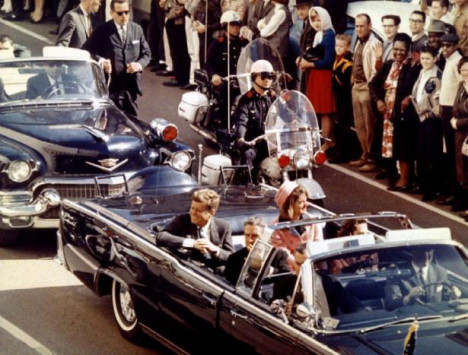 Ποιος δολοφόνησε τον Κένεντι; Αποκάλυψη (;) «βόμβα»! (Φωτό)