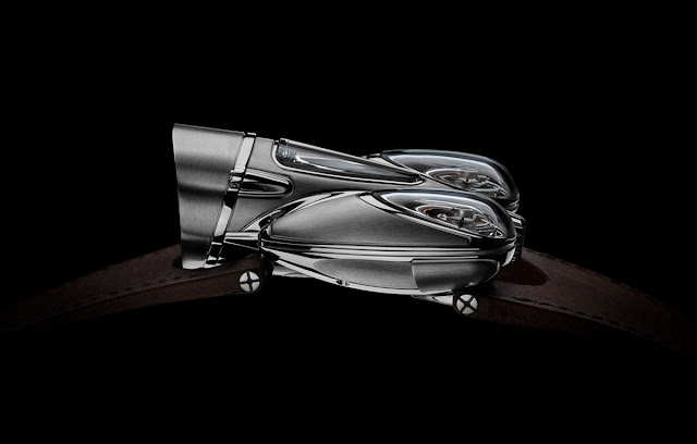 MB&F - Horological Machine N°9 'Flow', Air Edition