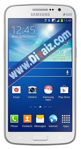 Cara Flashing Samsung Galaxy Grand 2 SM-G7102 Pakai Odin - www.divaiz.com