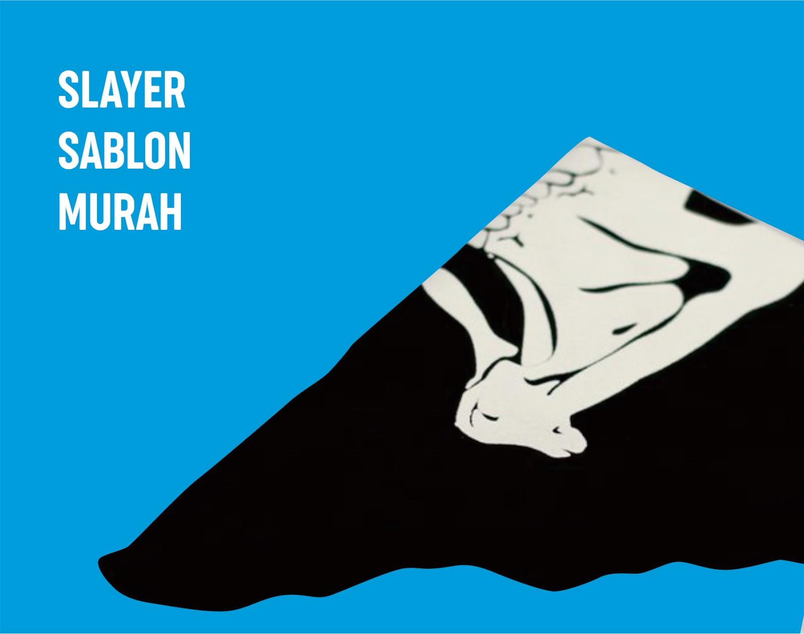 Jasa Pembuatan Slayer Sablon Murah | Sablon Jogja Murah