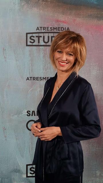 Susana Griso en la presentación de Atresmedia Studios