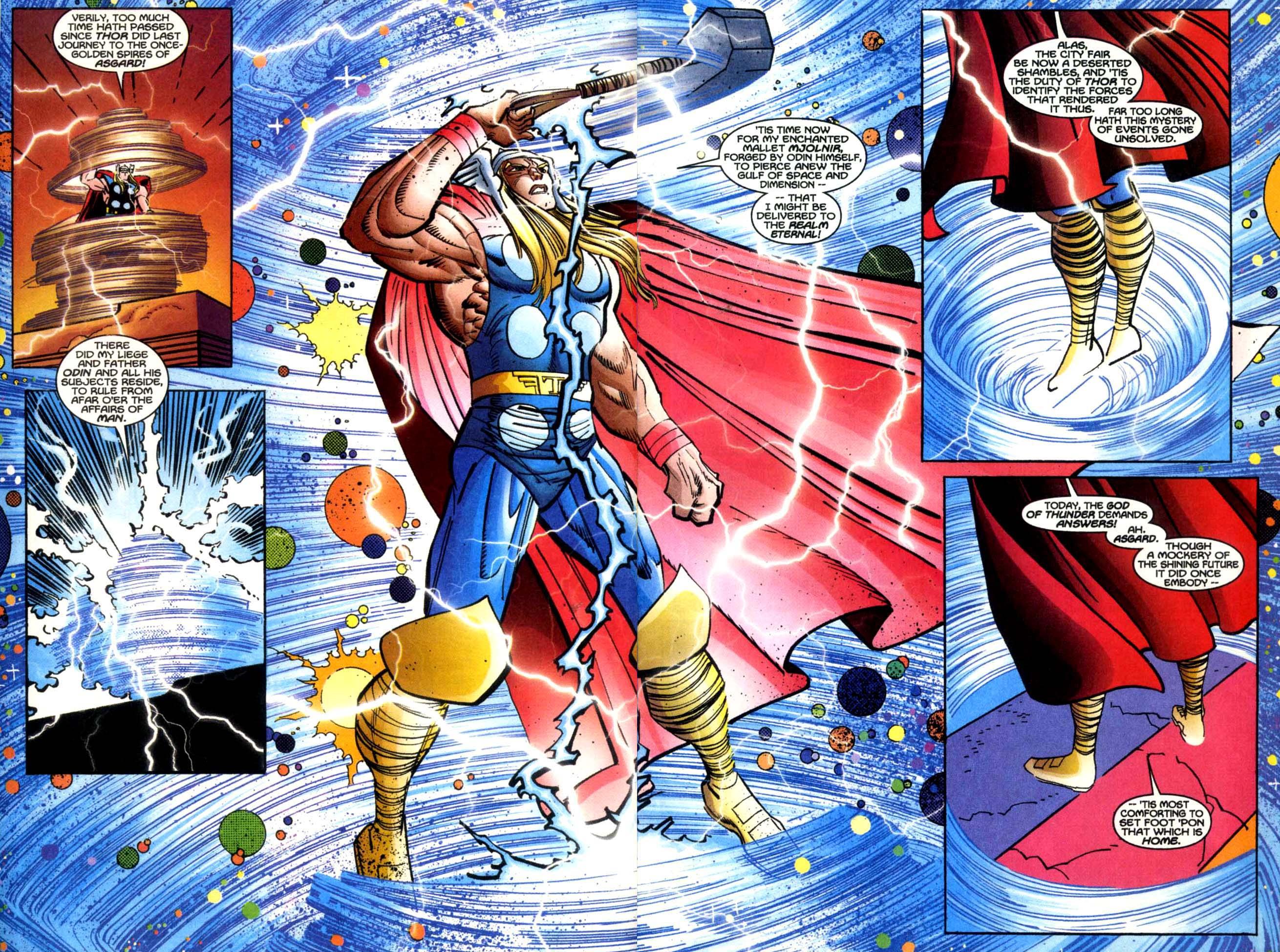 Thor (1998) Issue #8 #9 - English 3