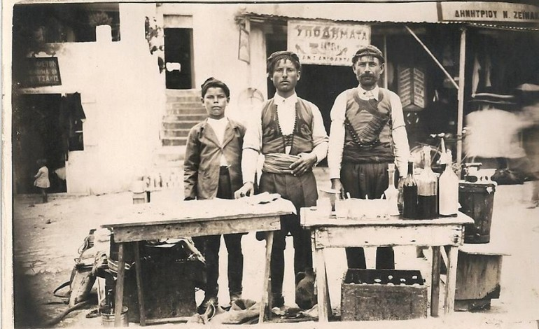 H ιστορία της κανελάδας στην Κρήτη