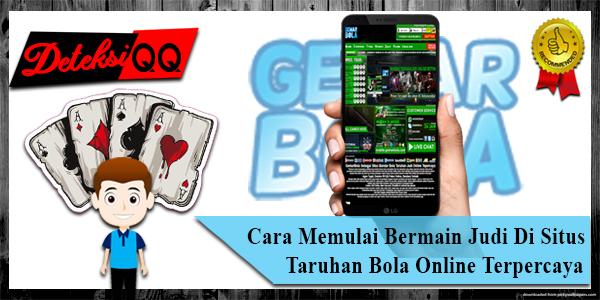 Situs Taruhan Bola Online