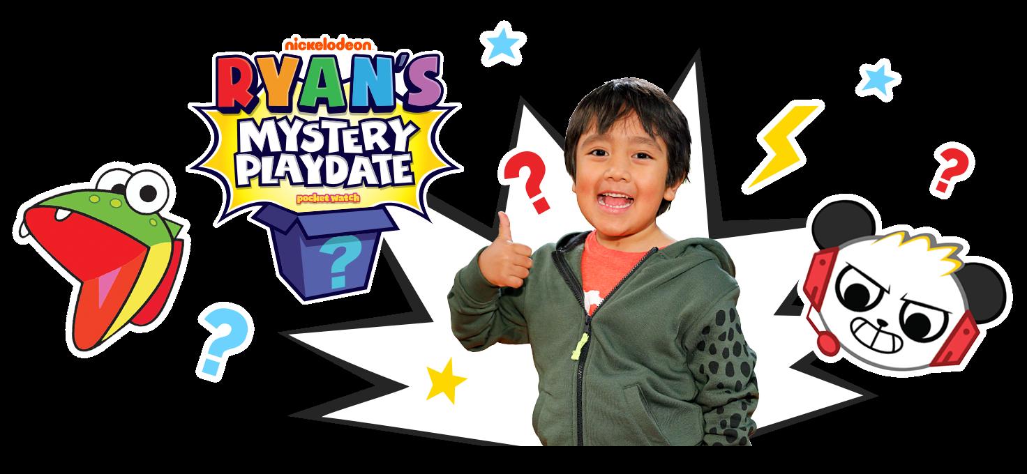 nickalive! nickelodeon unveils 'ryan's mystery playdate