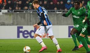 مشاهدة مباراة انتر ميلان ولودوجوريتس رازجراد بث مباشر بتاريخ 27/ فبراير/ 2020 الدوري الأوروبي